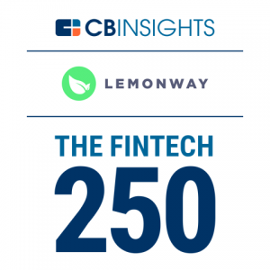 Lemon Way_CB Insights_Fintech 250_Badge