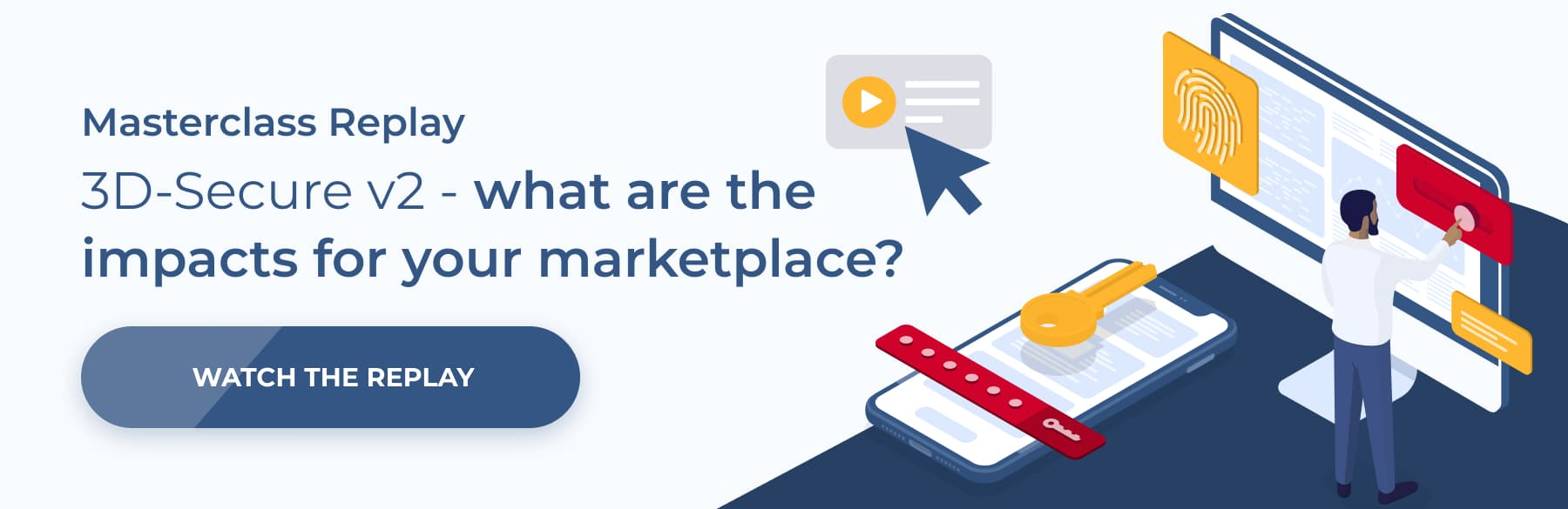 3D-Secure v2 - what are the impacts for your marketplace?